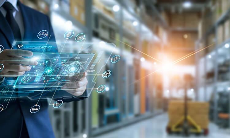 倉庫保管・管理事業イメージ画像
